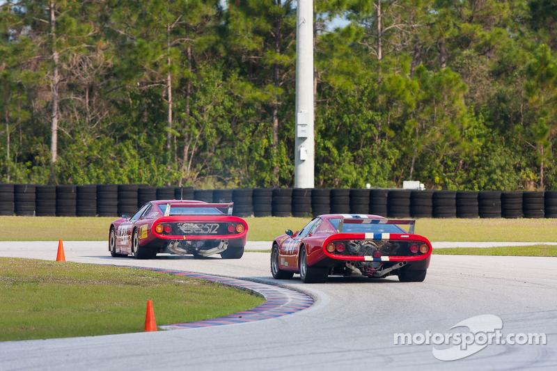 Ferrari 512BB/LM auf der Strecke