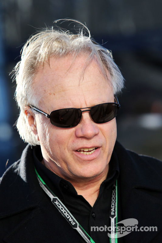 Gene Haas, Presidente da Haas Automotion