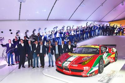 Ferrari GT awards