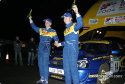Glen Patterson et Simon Hugh