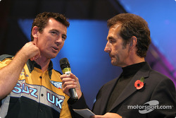 Troy Corser and Steve Parrish