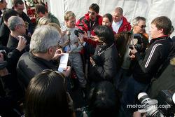 Interviews for Ralf Schumacher