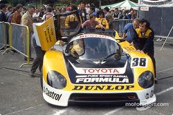 #38 Dome Dome 86C Toyota