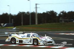 #47 Graff Racing, Rondeau M482 Ford: Jean-Philippe Grand, Marc Menant, Jacques Goudchaux