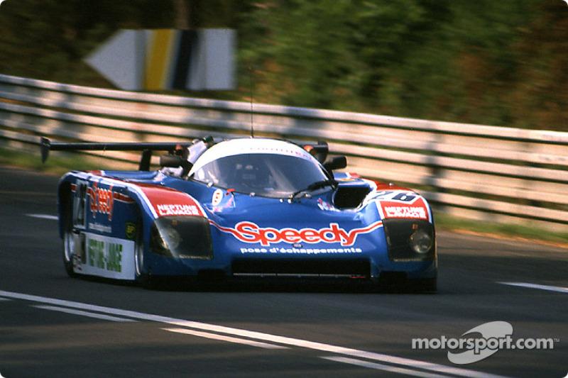 #126 France Prototeam Argo JM19C Ford: Jean Messaoudi, Pierre-François Rousselot, Thierry Lecerf