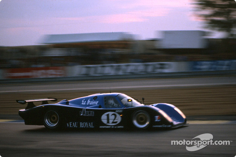 #12 Courage Competition Cougar C22LM Porsche: Patrick Gonin, Bernard de Dryver, Bernard Santal