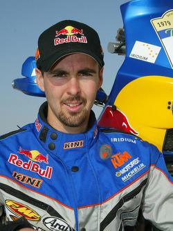 KTM team presentation: Red Bull USA KTM rider Chris Blais
