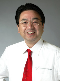 Yoshiaki Kinoshita, General Manager, Motor Sport Division Toyota Motor Corporation, and Executive Vice-President Toyota Motorsport GmbH