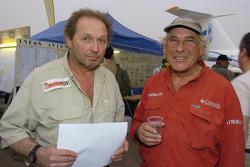 Jochen Mass and René Metge