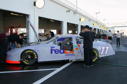 Fedex Chevrolet crew at work