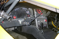 C6R cockpit