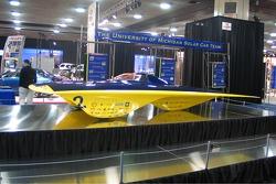 U of M solar-powered racer
