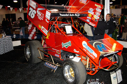 #76 Limited Sprint Car, driven by Mike Piersig