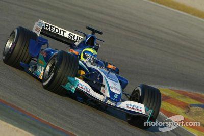 Presentación del Sauber Petronas C24