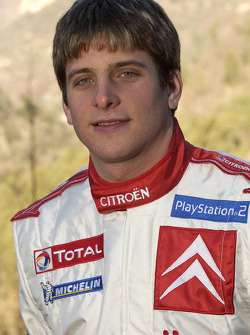 Citroën Sport presentation: driver François Duval