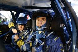 Stephane Sarrazin and Jacques-Julien Renucci