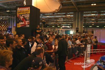 Autosport International show en Birmingham