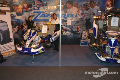 Autosport International show at Birmingham