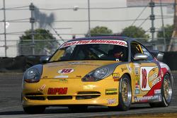 #18 Race Prep Motorsports Porsche 996: Mike Pickett, Spencer Pumpelly, Craig Stanton
