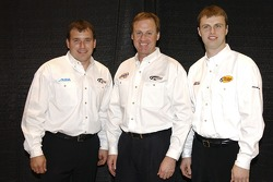 Penske Racing: Ryan Newman, Rusty Wallace and Travis Kvapil