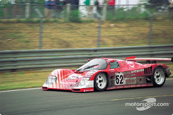 #52 Kremer Porsche 962CK6: Almo Coppelli, Robin Donovan, Charles Rickett