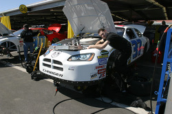 RJ Motorsports crew at work