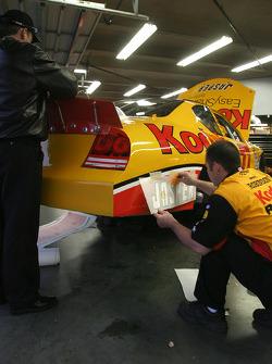Kodak Dodge crew members at work