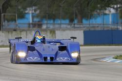 #37 Intersport Racing Lola EX257: Jon Field, Clint Field
