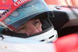 Jimmy Vasser in cockpit