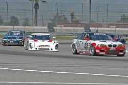 #22 Prototype Technology Group BMW M3: Chris Gleason, Ian James, #39 Orbit Racing Pontiac Riley: Jim Matthews, Guy Smith