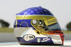 Helmet of Bruce Jouanny