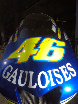 Yahama M1 of Valentino Rossi