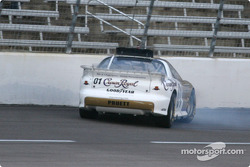 Scott Pruett spins