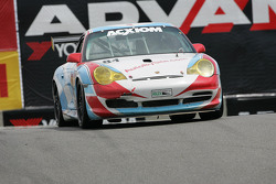 #81 Synergy Racing Porsche GT3 Cup: Mae Van Wijk, David Murry