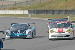 #9 Hyper Sport Infiniti Doran: Rick Skelton, Joe Foster, #38 TPC Racing Porsche GT3 Cup: Manuel Matos, Mike Fitzgerald