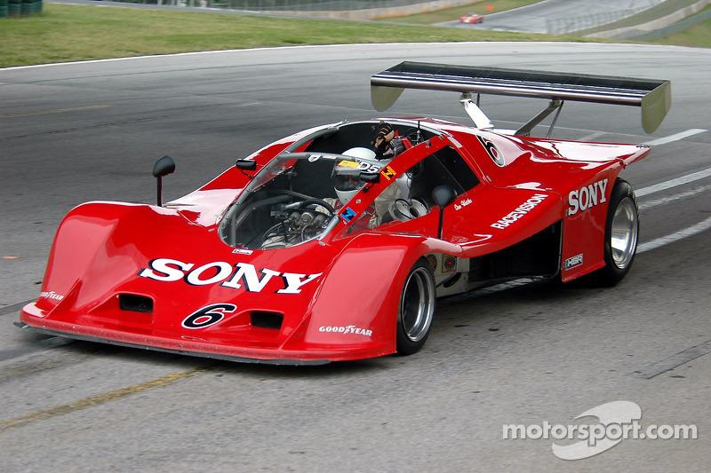 Prime Motor Group >> Johan Woerheide Lola Schkee at Historic Sportscar Racing Mitty Challenge