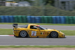 #6 GLPK-Carsport Corvette C5R: Anthony Kumpen, Mike Hezemans, Bert Longin