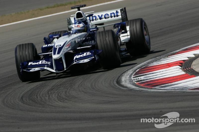 2005, Гран Прі Європи - другий