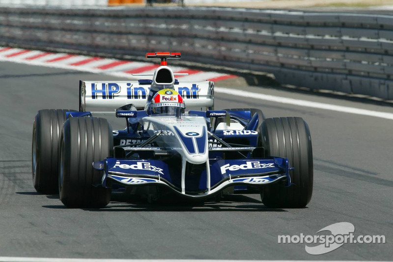 2005: BMW Williams FW27
