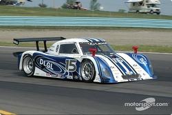 #15 CB Motorsports Lexus Riley: Chris Bingham;Hugo Guénette;Jacques Guénette