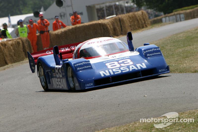 Nissan NPTI-9/C 1990, classe 19 : James Oppenheimer