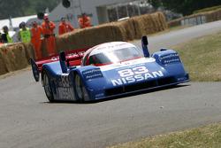 #29 1990 Nissan NPTI-9/C, class 19: James Oppenheimer