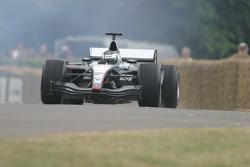 #109 2004 McLaren Mercedes MP4/19, class 16: Darren Turner