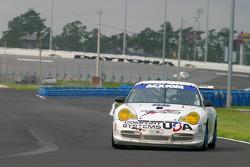 #88 TRG Porsche GT3 Cup: Robert Nearn, Steve Johnson