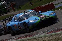 #57 Paul Belmondo Racing Chrysler Viper GTS/R: Jean-Michel Papolla, Didier Sommereau, Romain Iannetta