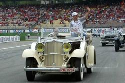 Présentation des pilotes : Ralf Schumacher