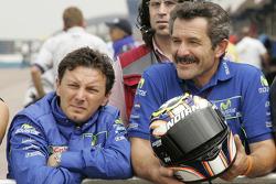 Gresini Racing team members