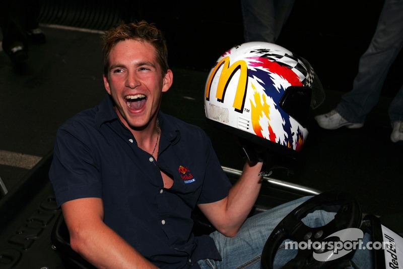 Red Bull Petit Prix en Manheim: Scott Speed