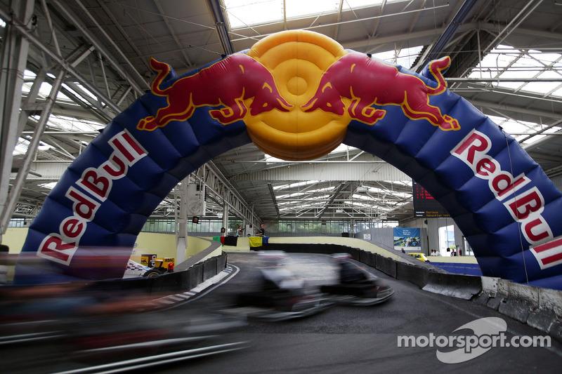 Red Bull Petit Prix in Manheim: race action