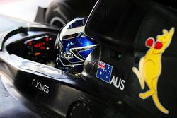 Christian Jones, A1 Team Australia